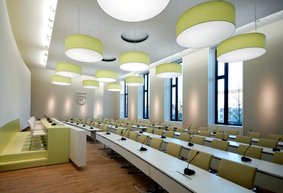 Architektouren 2012, Landratsamt Augsburg, Augsburg, Architektur