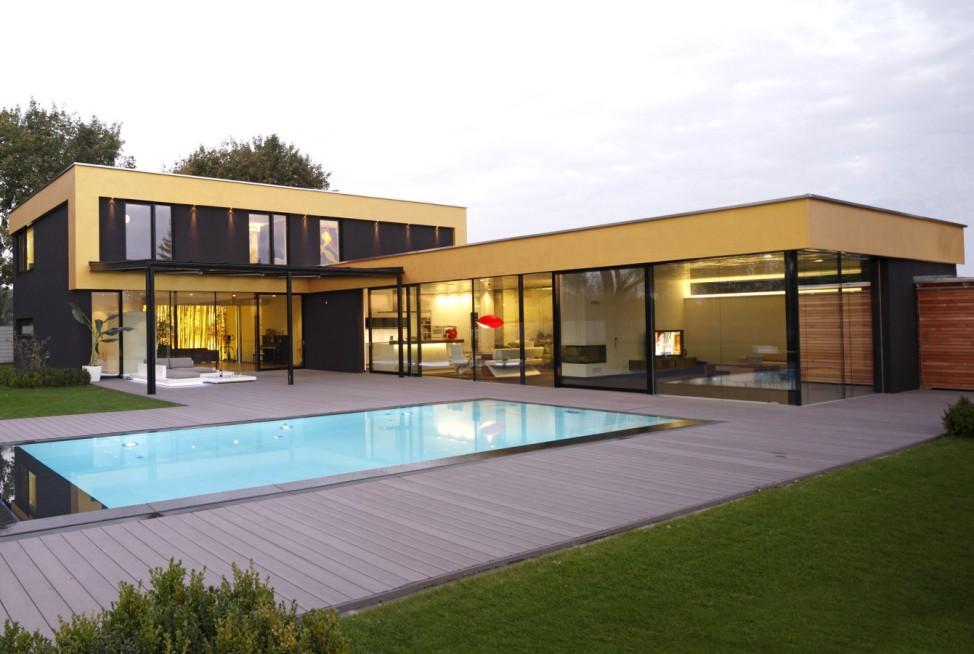 Architektouren 2012, Landau, Isar, Architektur