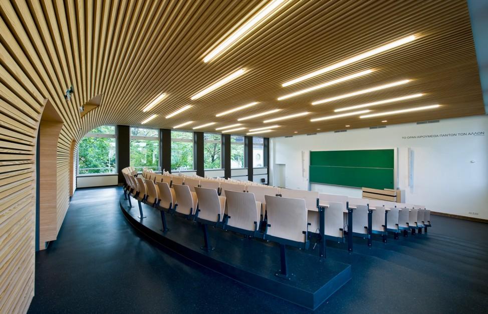 Architektouren 2012, Uniklinik Würzburg, Architektur