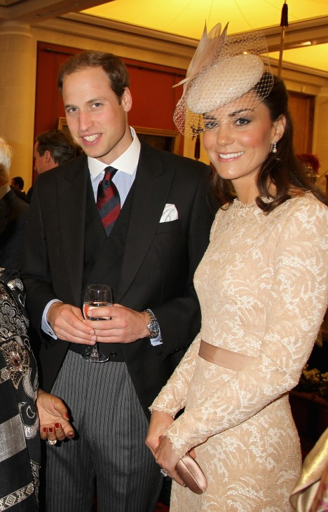 Diamond Jubilee -  Reception At Guildhall