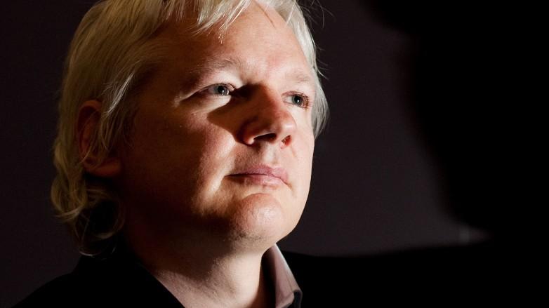 Julian Assange - Journalismus ist keine Spionage