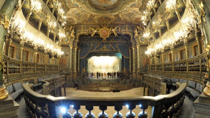 Unesco Welterbe Bayreuth Markgräfliches Opernhaus