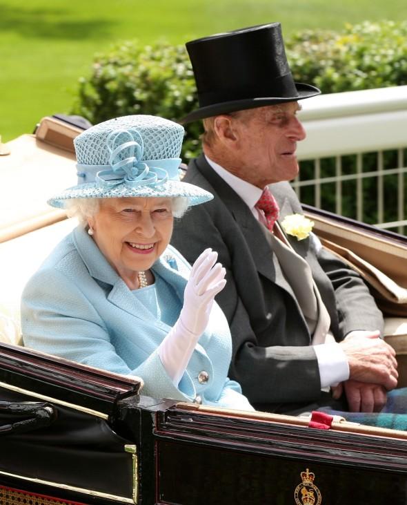 Royal Ascot 2012  Day 1
