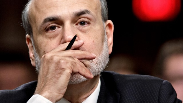 US-Notenbankchef Ben Bernanke kämpft für noch niedrigere Zinsen.
