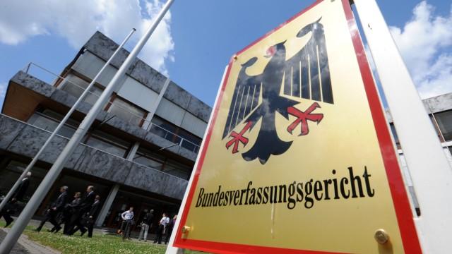 Soll über ESM und Fiskalpakt entscheiden: das Bundesverfassungsgericht (BVerfG) in Karlsruhe