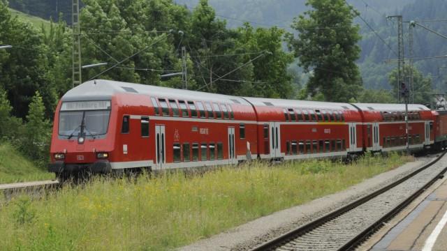 Deutsche Bahn, Zug, Windenergie, Energiemix, Strom, elektrisch