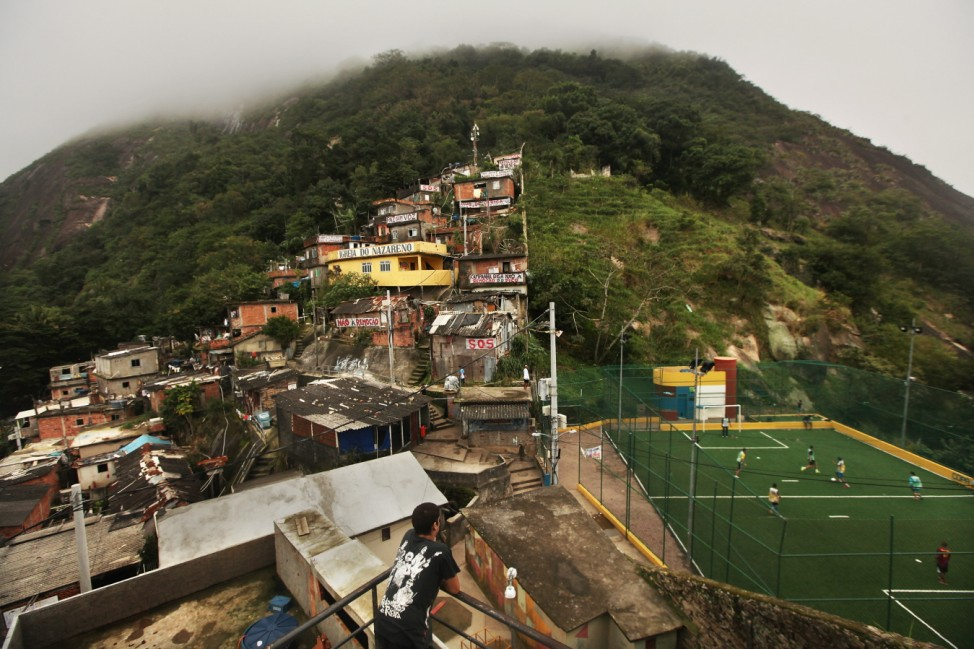 BESTPIX - 50,000 Descend Upon Rio De Janeiro For Rio+20 Earth Summit
