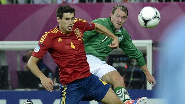 Spain vs Ireland
