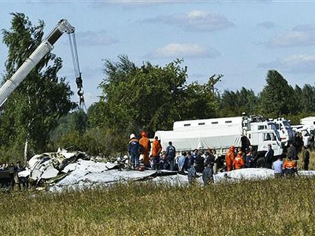 Terroranschlag Flugzeuge Russland, AP