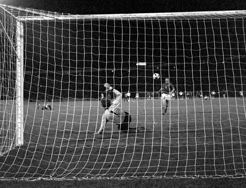 Antonin Panenkas Siegtor im Finale EM 1976