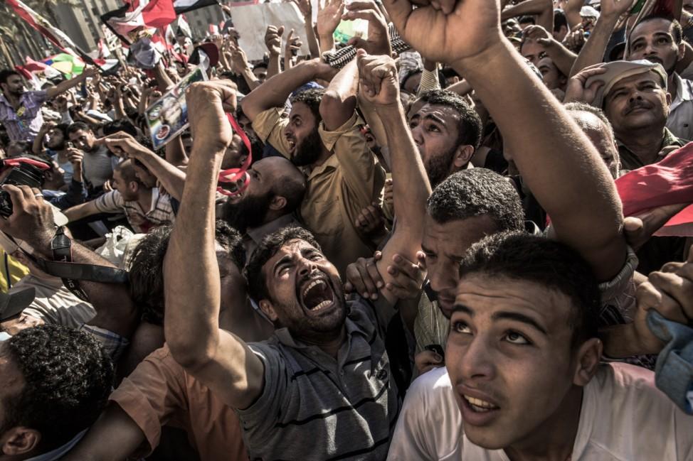BESTPIX Egyptian Presidential Result Announced