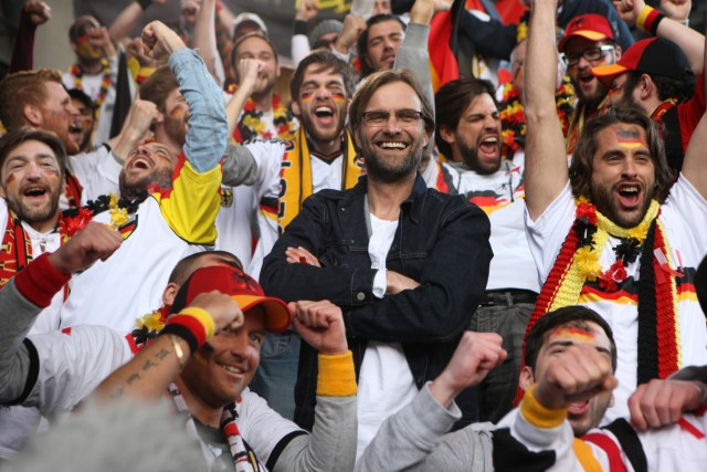 Dein Bart für Deutschland