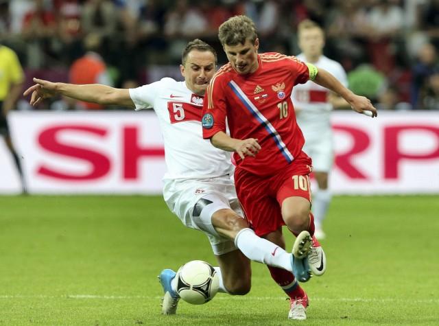 Euro 2012: Polen - Russland