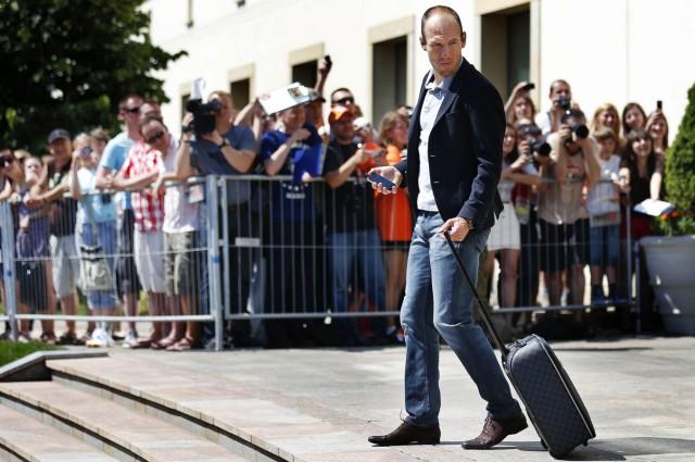 Netherlands departure