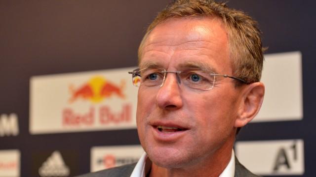 Pressekonferenz Red Bull Salzburg