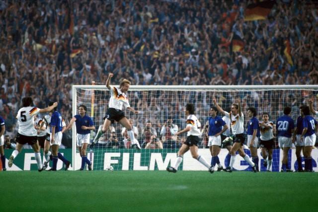 Deutschland gegen Italien 1988