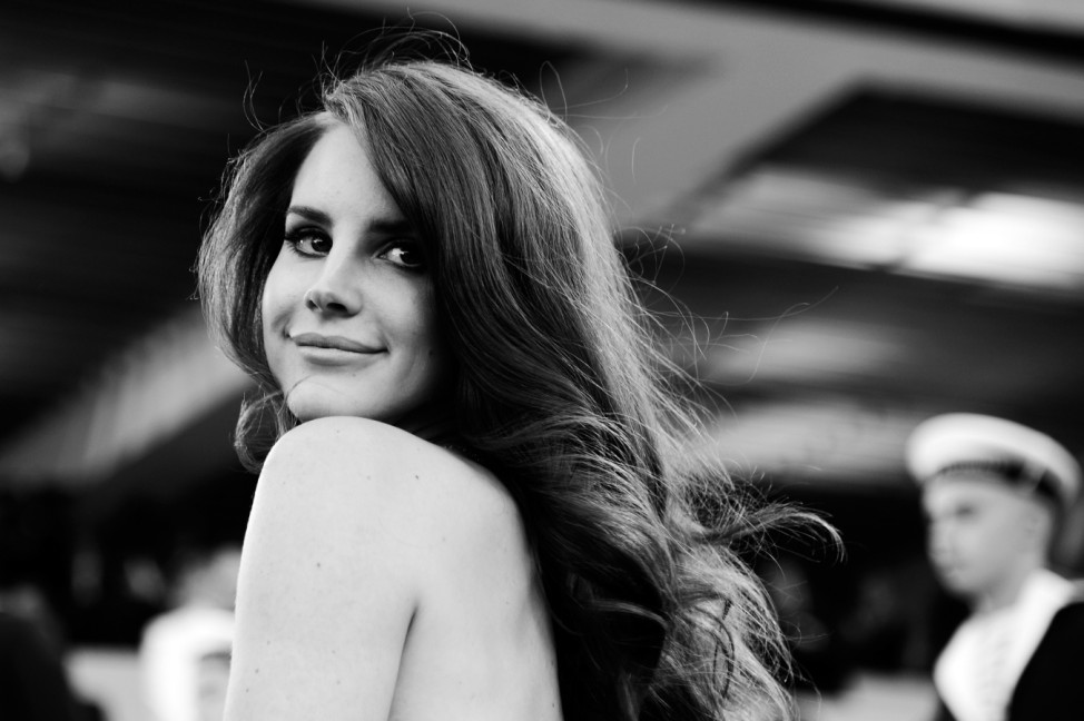 Lana del Rey in Cannes