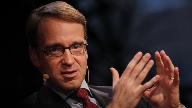 Bundesbank-Praesident Weidmann zu 'Stuerzt Europa ins Chaos?'