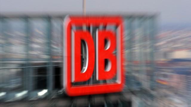 Deutsche Bahn; DB-Logo
