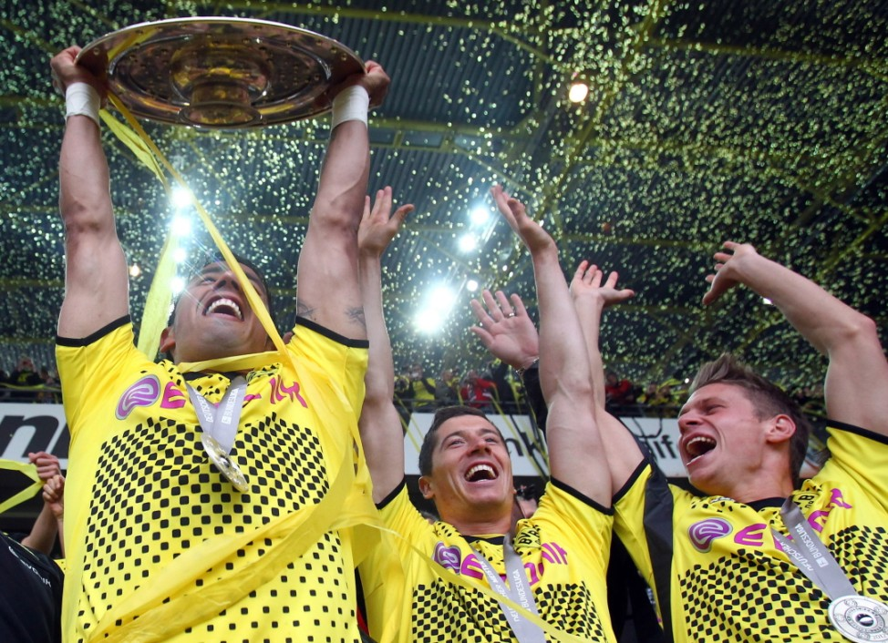 ***BESTPIX*** Borussia Dortmund v SC Freiburg  - Bundesliga