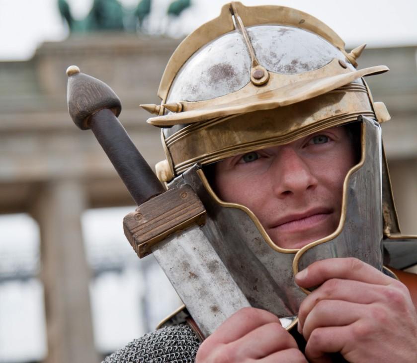 Die Römer kommen