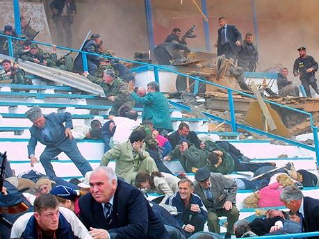 Attentat Grosny Stadium, AP