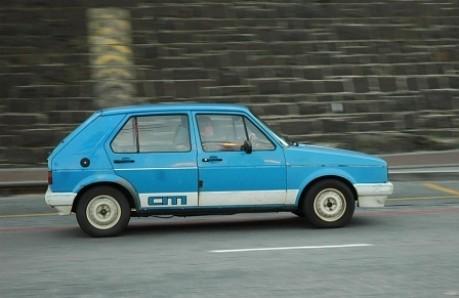 VW Bolf Citi in Südafrika