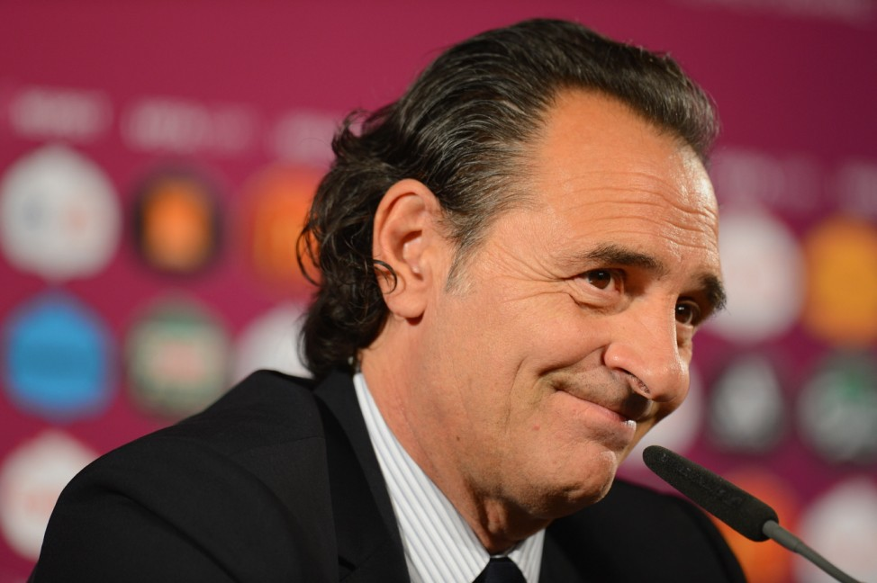 Post-Match Press Conferences - Germany v Italy, Semi Final: UEFA EURO 2012