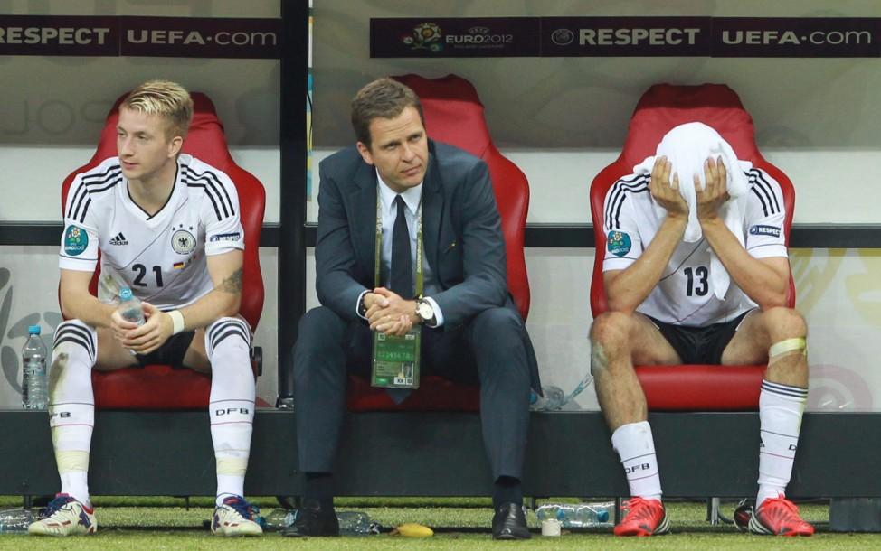 Semi Final Germany vs Italy
