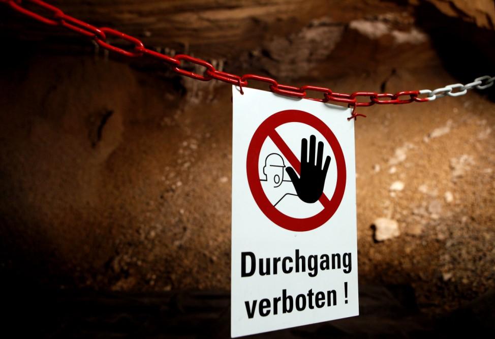CDU-Politiker wegen gesperrter Strasse im Bergwerk Asse besorgt