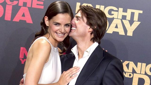 Katie Holmes trennt sich von Tom Cruise