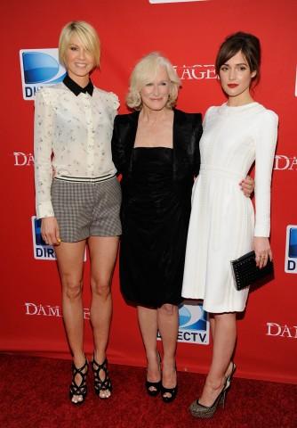 Jenna Elfman, Glenn Close, Rose Byrne