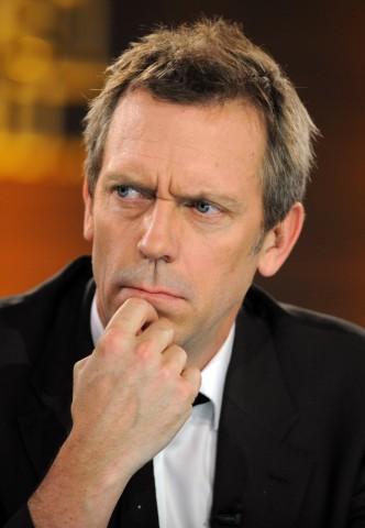 Hugh Laurie will Berliner Olympia-Stadion besuchen