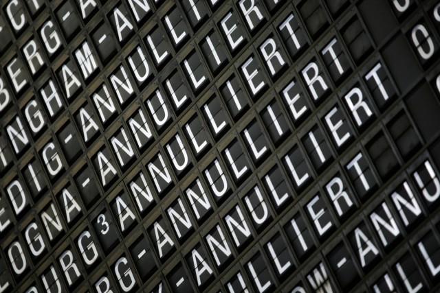 Fluggastrechte Verspätungen Warnstreik Verdi Flughafen Frankfurt
