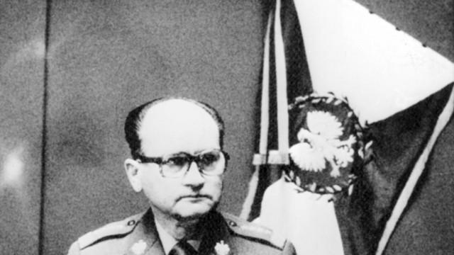 Wojciech Jaruselski Polen Kriegsrecht 1981