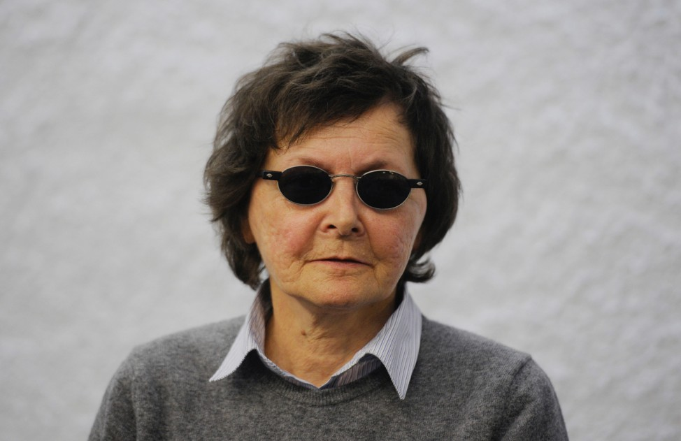 Plaedoyers im Prozess gegen fruehere RAF-Terroristin Verena Becker