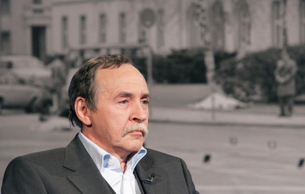 Michael Buback und Peter Jürgen Boock im Fernsehgespräch