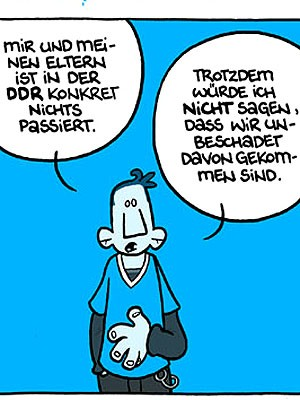 FLIX: Da war mal was, Comic