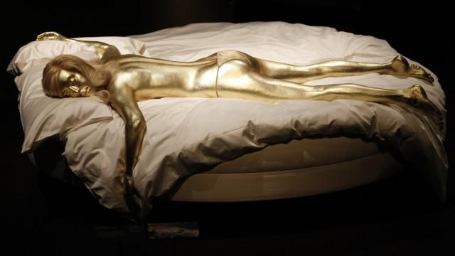 Goldfinger; James Bond; 007 Ausstellung