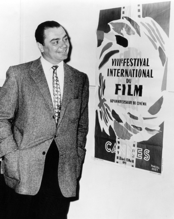 60 Jahre Cannes - Ernest Borgnine
