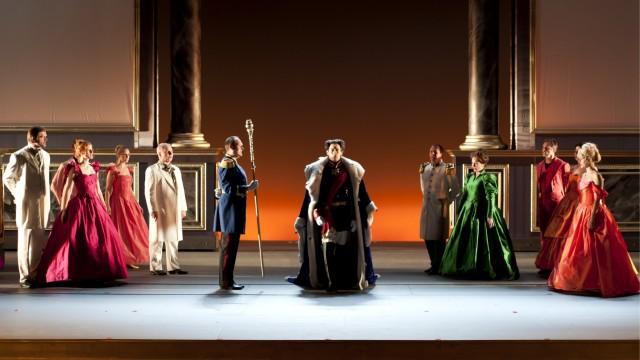 Fotoprobe 'Ludwig 2 - Das Musical'