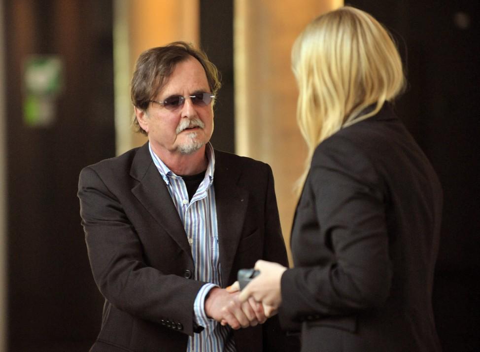 Ex-Präsident des Thüringer Verfassungsschutzes vor NSU-Ausschuss