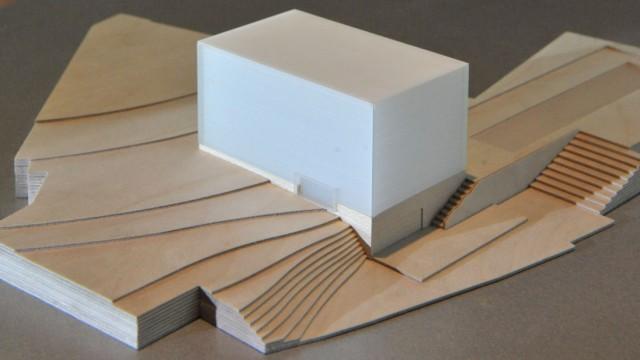Siegerentwurf für Neues Bauhaus-Museum