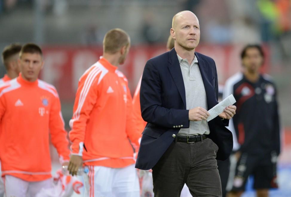 SpVgg Unterhaching - FC Bayern Muenchen