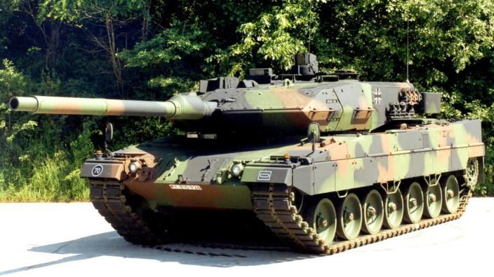 Leopard 2 Krauss-Maffei Wegmann illegale Rüstungsgeschäfte