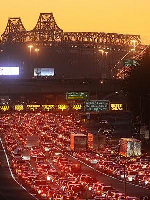 Verkehr in San Franzisko