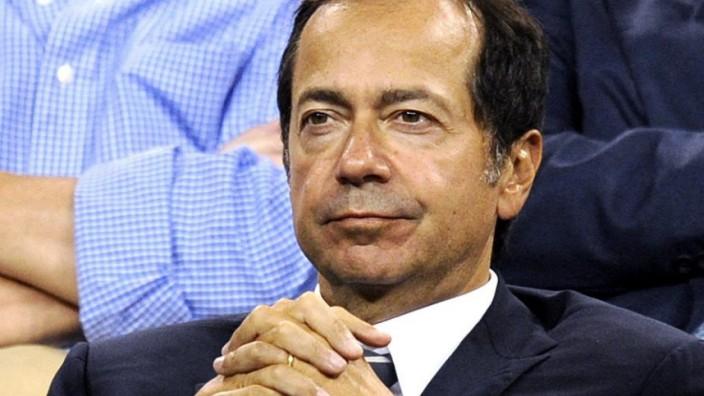 Hedgefonds-Manager John Paulson, Euro-Krise