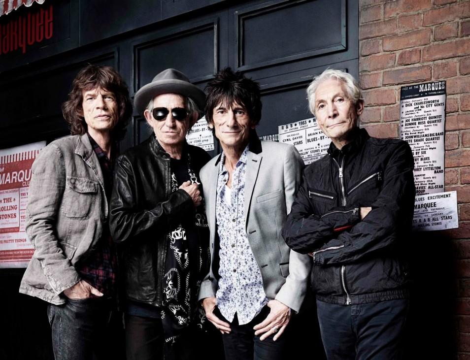 Rolling Stones 50 Jahre Tournee