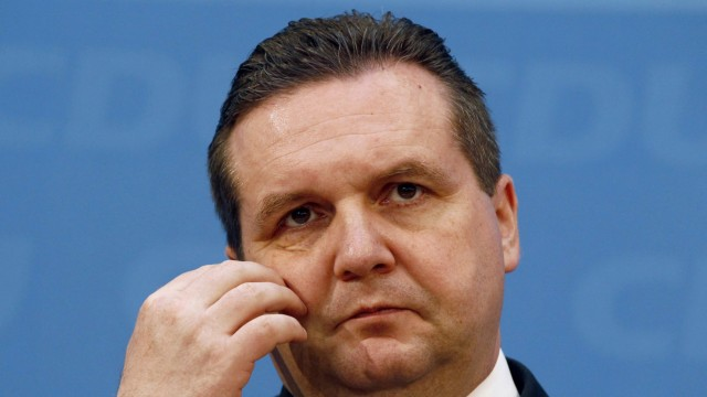 Stefan Mappus EnBW Landtagswahl 2011