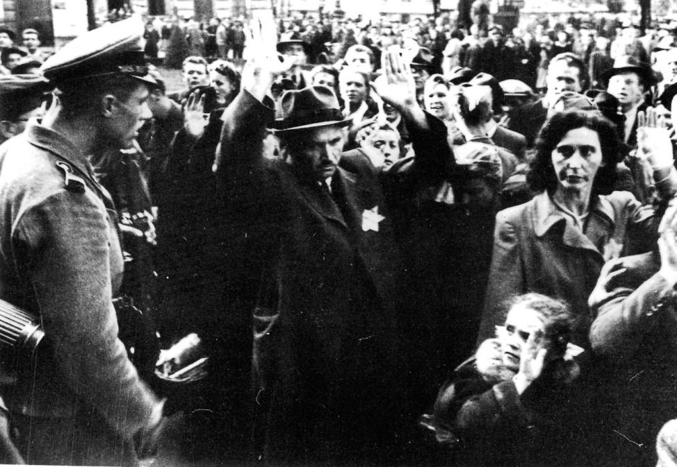 Juden in Ungarn Scherl SZ Photo